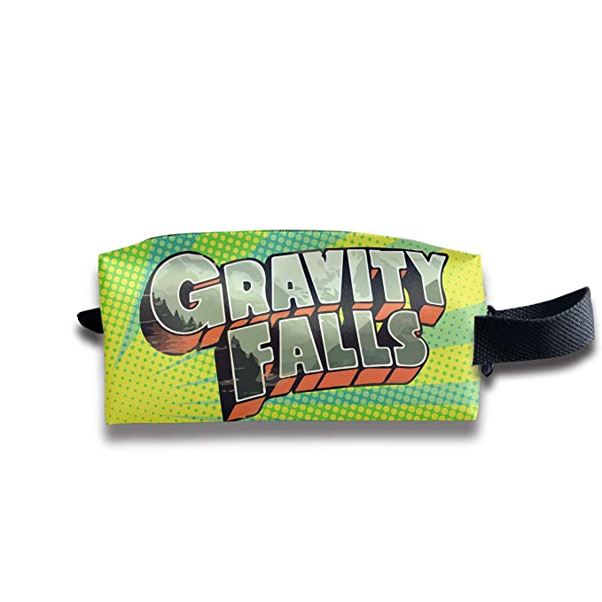 Amazon.com: Gravity Falls Logo Portable Organizer ...