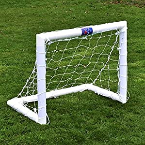 FORZA - wetterfestes Kinder Fußballtor, 0,9 x 0,75 m