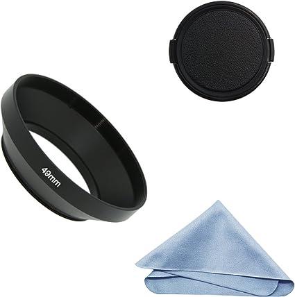 Microfiber Cleaning Cloth DMC-GX7 smardy 46mm UV Ultraviolet Protection Filter for Panasonic Lumix DMC-FZ28 DMC-GF6
