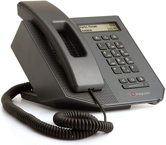 Telefona fija y accesorios Negro, Terminal con conexin por Cable ...