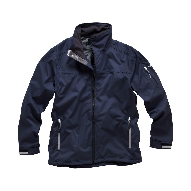 2017 Gill Men's Crew Jacket in Navy 1041