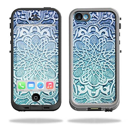 iphone 5c lifeproof skin decal - 2