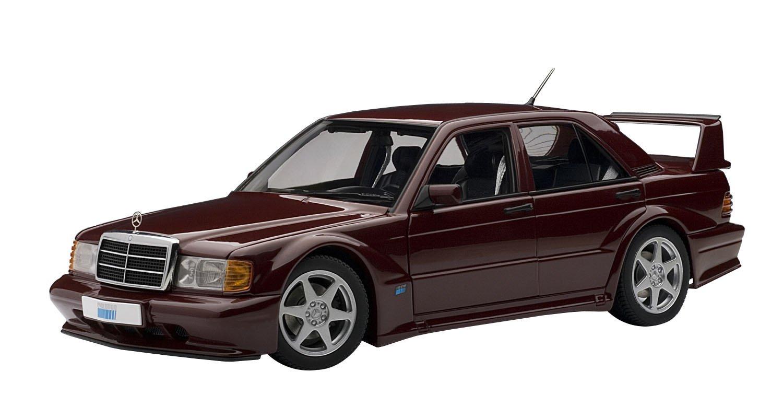 AUTOart 1/18 メルセデス ベンツ 190E 2.5-16 Evo2 (レッド) 完成品 B00B7VK89O