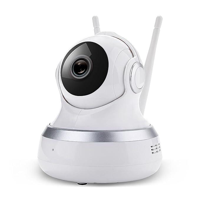 79 opinioni per AGPtEK Telecamera di sicurezza 1080P Telecamera interna CCTV a telecamere HD IP