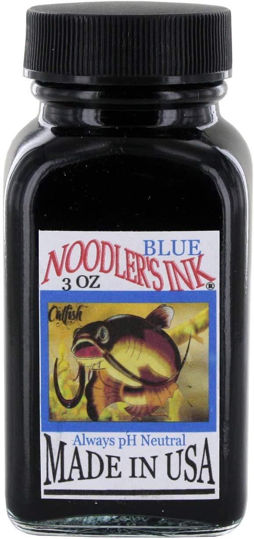 Noodler's Ink Fountain Pen Bottled Ink, 3oz - Blue