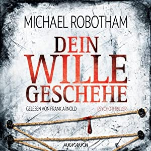 Dein Wille geschehe (Joe O'Loughlins 3) Audiobook