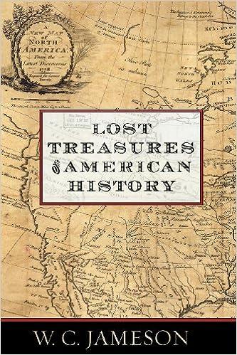 Lost Treasures of American History: W C  Jameson: 9781589792890