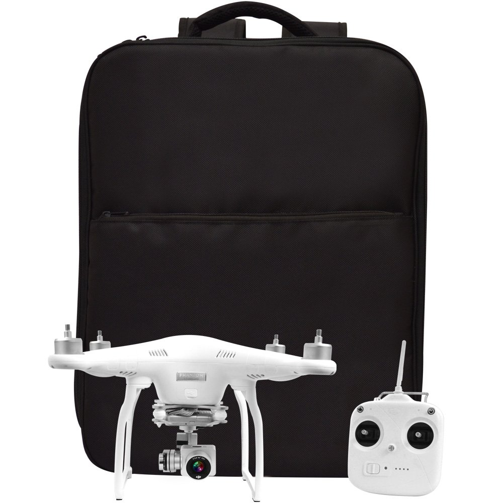 Digital Gadgets Drone Backpack Carrying Case for Professional or DJI Phantom Drones