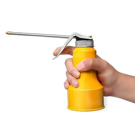 Amazon.com: Milky House Embudo de metal para bomba de aceite ...