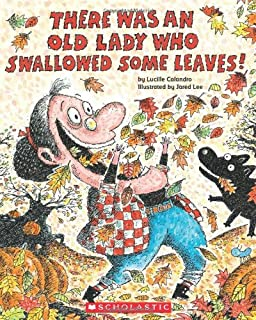 There Was An Old Lady Who Swallowed A Bat A Board Book Lucille