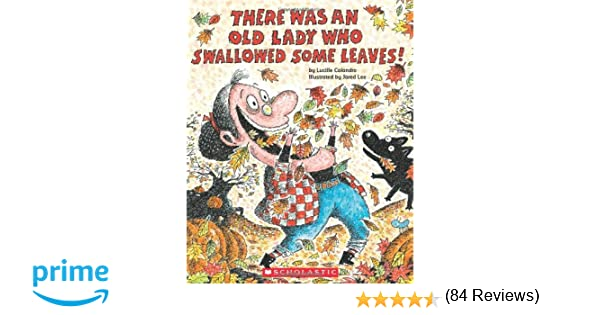 Counting Number worksheets halloween sequencing worksheets : Amazon.com: There Was An Old Lady Who Swallowed Some Leaves ...