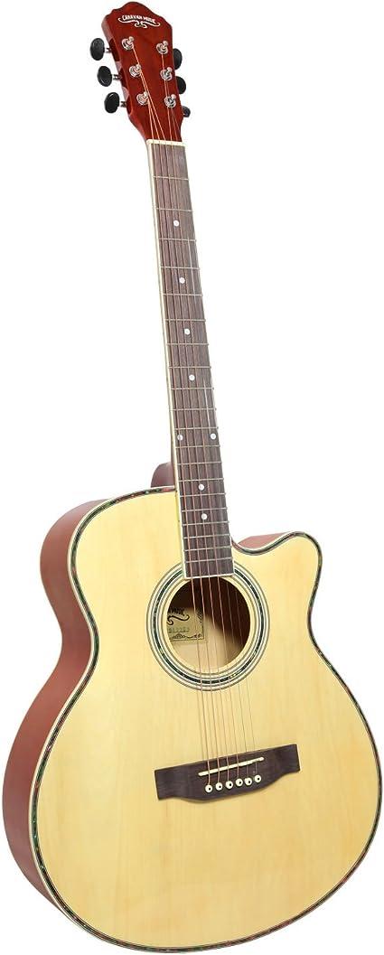 Caravan Music By ACAN Ghundoo Guitarra electroacústica Acoustic ...