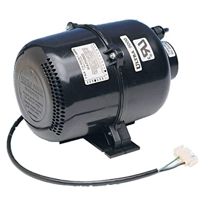 Amazon.com : Air Supply Florida 2 Horsepower Ultra 9000 Portable Spa Blower - 120 Volts : Lawn And Garden Blower Vacs : Garden & Outdoor