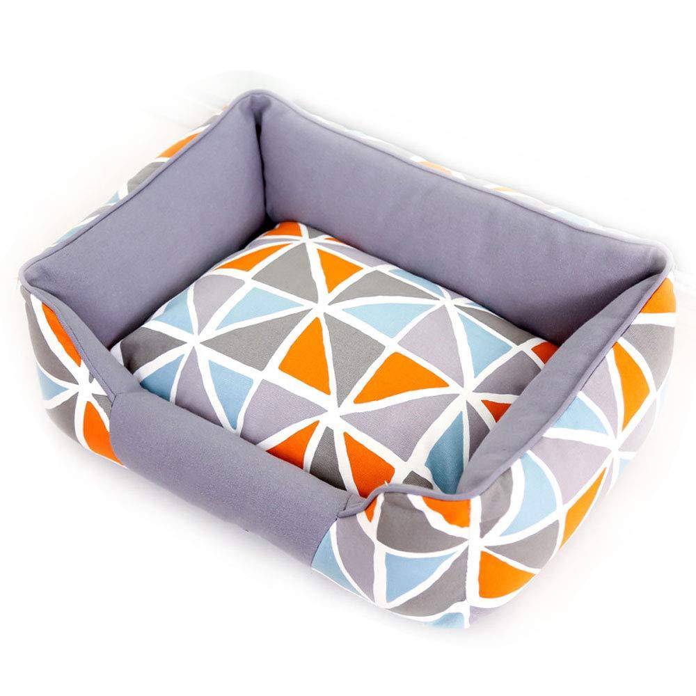 C Large C Large FITIN Pet Nest Cat Dog House Sofa Washable Cat Dog Bed Soft Comfortable Moisture-proof Pets Supplies,c,L