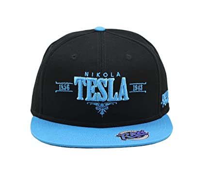 DILUTE THE POWER Tesla HAT Black at Amazon Men s Clothing store  e9e440dabe5