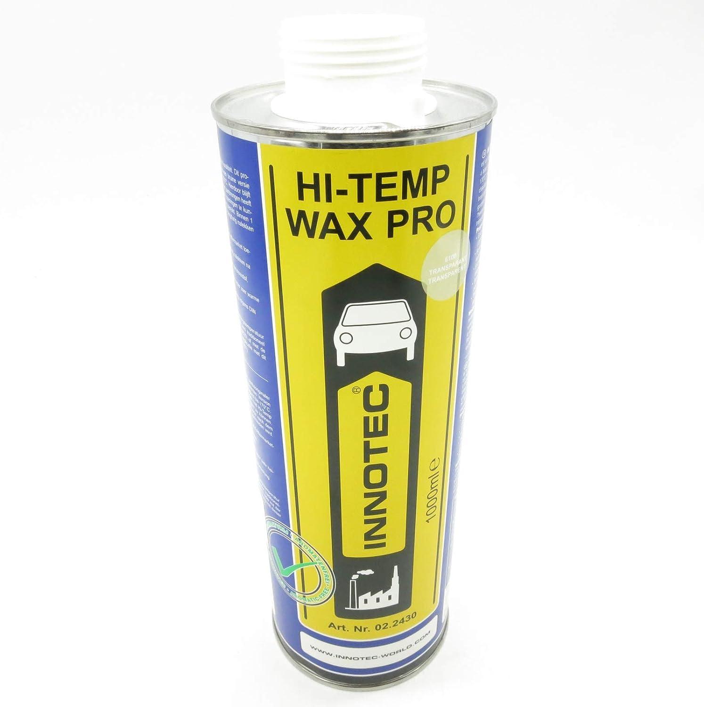 Innotec High Temp Wax Pro In Der Farbe Transparent Rostschutz Für Hohlräume 1 Liter Sport Freizeit