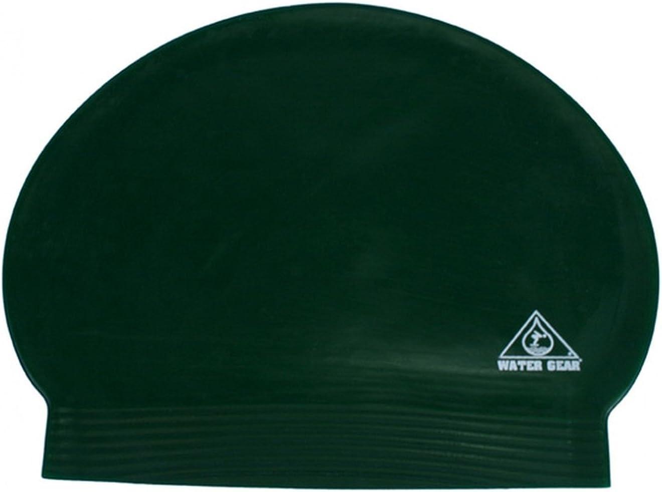 Water Gear Latex Swim Cap