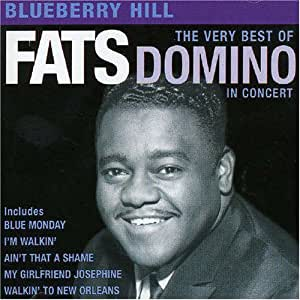 Fats Domino Blueberry Hill Best Of Amazon Com Music