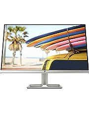 "HP 24fwa - Monitor Full HD de 23.8"" (1920 x 1080, Panel IPS LED, 16:9, HDMI 1.4, VGA, 5 ms, 60 Hz, AMD FreeSync, Altavoces incorporados), Color Blanco Nieve"