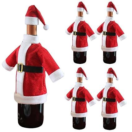 so-buts regalo de Navidad botella de vino cubierta bolsas ...