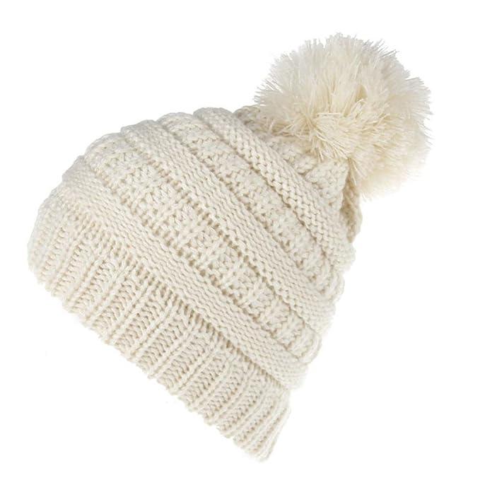 Stricken Hut Kobay Neugeborene Nette Mode Halten Warme Winter Hüte