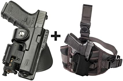 Leather Shoulder Gun Holster LH RH For Ruger SR45