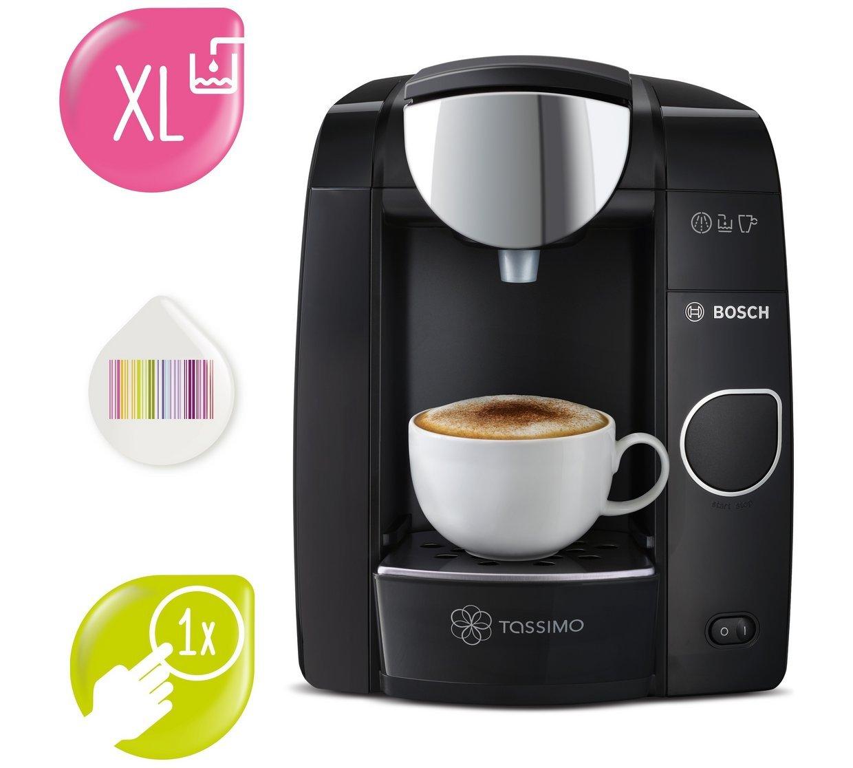 Amazon.com: Tassimo por Bosch T45 Joy cafetera, color negro ...
