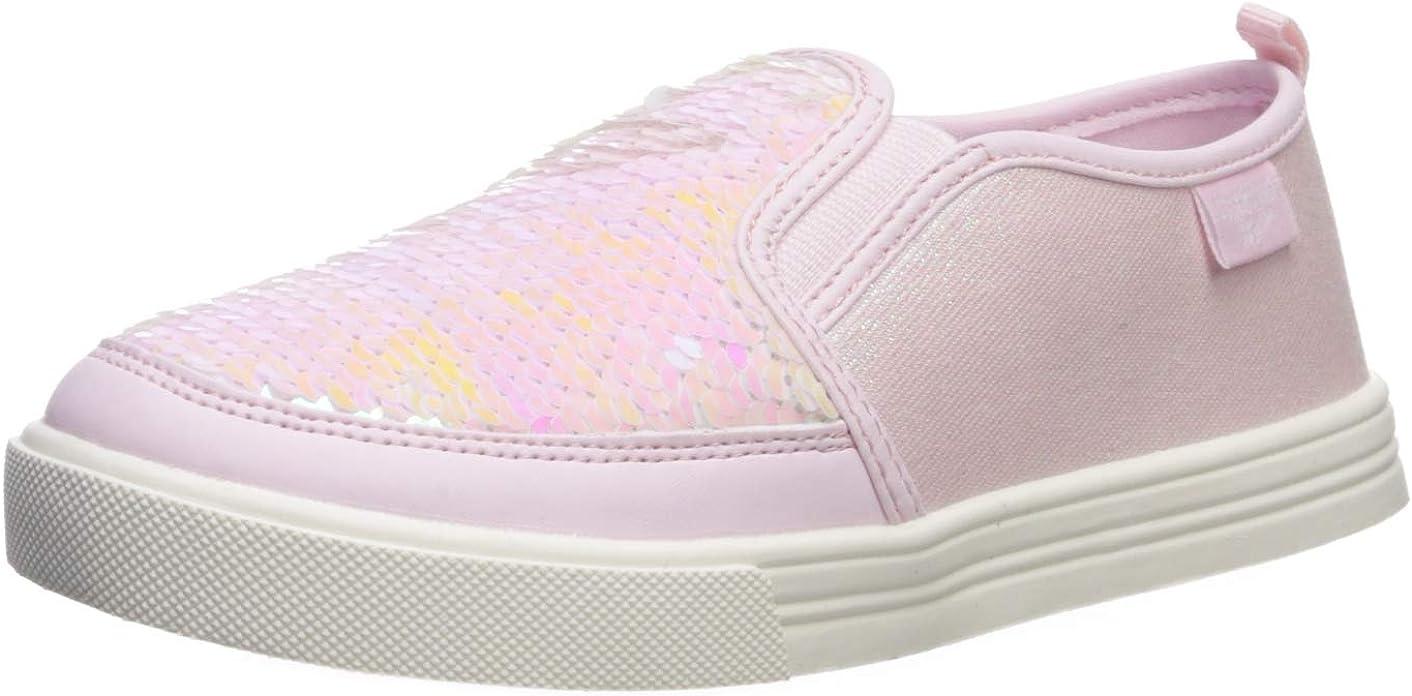 OshKosh B'Gosh Toddler and Little Girls Maeve Casual Slip-On Shoe