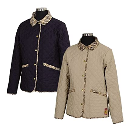 Amazon Baker By Equine Couture Womens Country Quilted Jacket