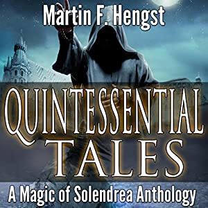 Quintessential Tales Audiobook