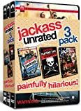 Jackass Unrated 3-Pack (The Movie, Number Two, 2.5)