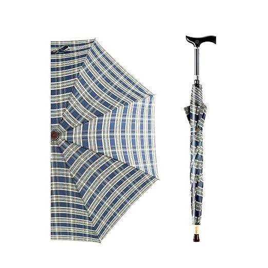 AtR Paraguas, Andador de muleta Ajustable Antideslizante ...
