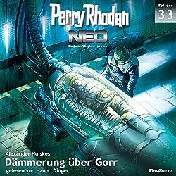 Dämmerung über Gorr (Perry Rhodan NEO 33)