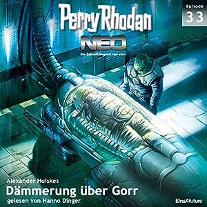 Dämmerung über Gorr (Perry Rhodan NEO 33) Hörbuch