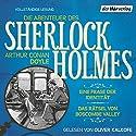 Eine Frage der Identität / Das Rätsel von Boscombe Valley (Die Abenteuer des Sherlock Holmes) Hörbuch von Arthur Conan Doyle Gesprochen von: Oliver Kalkofe