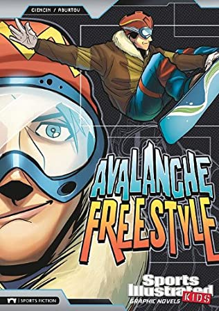 book cover of Avalanche Freestyle