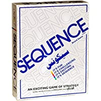 Emob Sequence Travel Board Card Game - An Exciting Game Of Strategy