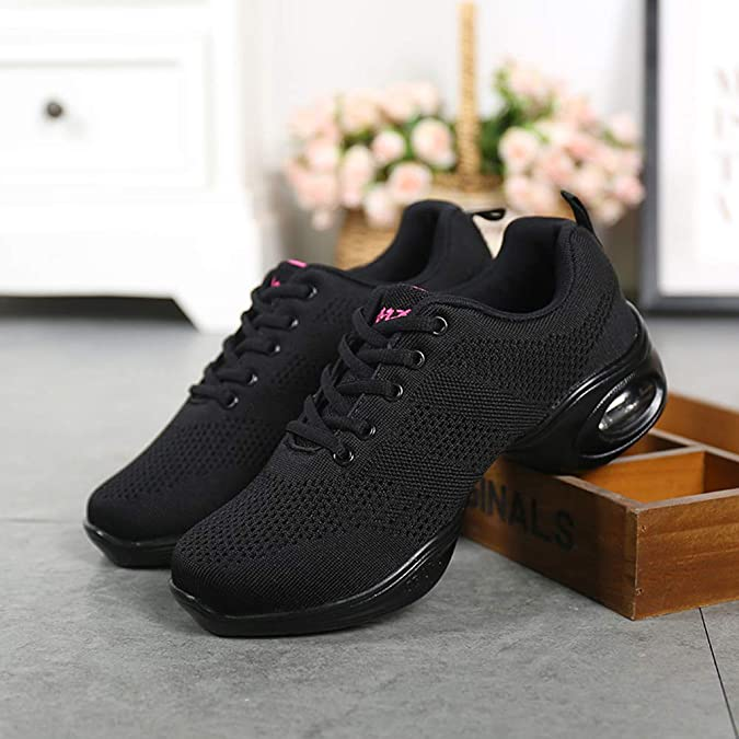 Free Fisher Womens//Ladies Jazz /& Modern Dance Shoes Low-Top Sneaker Fashion Trainer