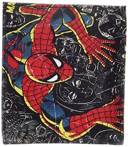 (BB Designs Marvel Comics Close Up Design Spiderman)