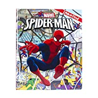 Deals on Marvel Spider-Man Look and Find Activity Book