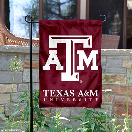 Texas A&M Aggies Garden Flag -