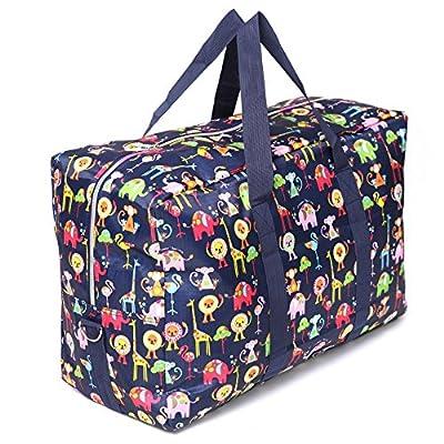 Travel Luggage Duffle Bag Lightweight Portable Handbag Statue Of Liberty Large Capacity Waterproof Foldable Storage Tote