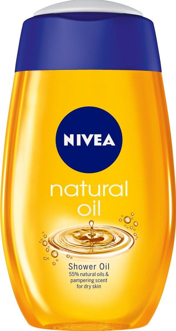 Nivea Natural Oil Gel de Ducha - 200 ml Beiersdorf 80828