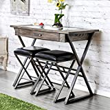 Product review for Furniture of America Eloy Bar Table in Weathered Gray