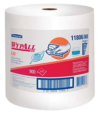Kimberly-Clark Wypall L40 República Democrática del Congo limpiaparabrisas reciclado, 12 – 1/