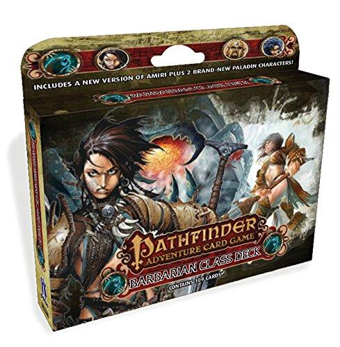 Pathfinder Adventure Card Game: Barbarian Class Deck