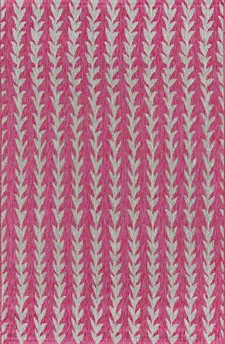 Momeni Abstract Rug (Novogratz Villa Collection Amalfi Indoor/Outdoor Area Rug, 6'7
