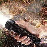 Nitenumen TK35 CREE XM-L2 Ultra-Bright Waterproof Flashlight