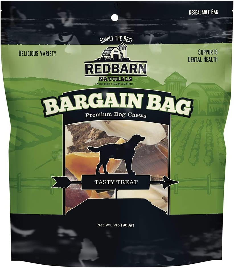 Redbarn Naturals Bargain Bag 2lbs (1-Count)