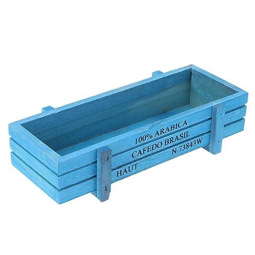 akaddy Caja Decorativa de Almacenamiento de Escritorio de jardín ...